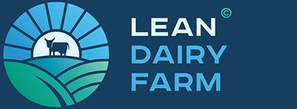 Lean Dairy Farm Logo