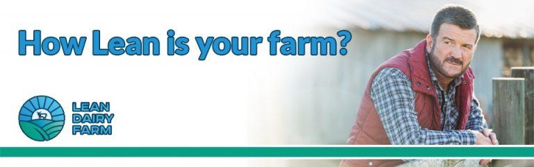 Survey – How Lean is your Farm?